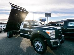 Ford Dump trucks for sale and Used ford on Pinterest