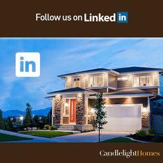Follow Candlelight on LinkedIn: http://linkd.in/1mvFyRm #utah #homebuilder #candlelighthomes
