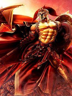 Mars God of War Facts | Mars, Roman God of War