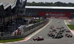 Formula One is back at Silvestone this week for the British Grand Prix.  F1 British Grand Prix fast facts, statistics, circuit graphic and more. Mark Webber won last year's race at Silverstone, while Fernando Alonso finished second >~:> http://www.autoweek.com/article/20130626/f1/130629883