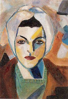 Saloua Raouda Choucair lebanese painter