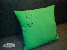 декоративна подушка знак зодіаку - козеріг