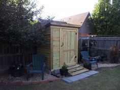 LOVE MY SHED!!! | Do It Yourself Home Projects from Ana White
