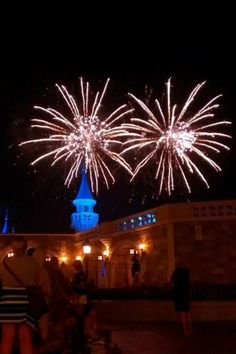 A New Spot to Watch Wishes at Walt Disney World