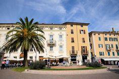 Riva del Garda Gardasjøen ferie   Bestill hotell / feriehus