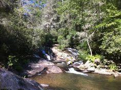 Three Forks Falls