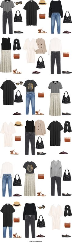 What to Wear in Paris and Prague 18 Outfit Options