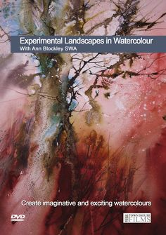 Experimental painting Techniques - Watch Experimental Landscapes In Watercolour With Ann Blockley Online Vimeo On Demand. Watercolor Trees, Watercolor Artists, Watercolor Landscape, Watercolor And Ink, Abstract Landscape, Landscape Paintings, Abstract Art, Abstract Trees, Watercolour Paintings