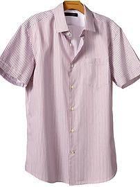 Men's Apparel: non-iron shirts   Banana Republic