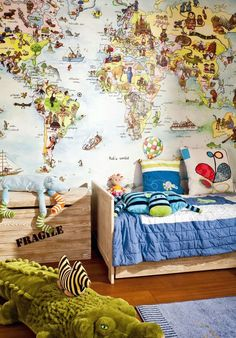 for curious child #architecture #interiors #nursery