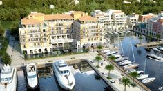 Regent Porto Montenegro is Now Open.  On Friday, Aug. 1, 2014, this 51 room & 35 suite deluxe property is the first & only hotel in the Porto Montenegro super yacht marina resort.  Everybody put gas in your yacht and let's head to somewhere new!!!