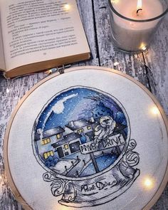 Cross Stitch Pattern Winter Snowball  View : -Size: 66w x 82h stitches, 11.97cm х 14.88cm -Fabric: 14 Count Aida - Stitches Required: Full cross stitches, half cross stitches , backstitch - Floss: DMC - Colors Required: 23 colors + combined colors (blends) YOUR DIGITAL PATTERN INCLUDES:* Pattern with a colour or black and white design template * Backstitch or no backstitch * Floss legend This item is a PDF file. Once your purchase is processed, you will receive a link to download the file or…