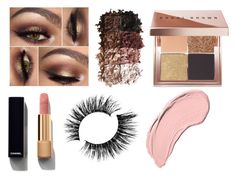 """""""make up 2"""" by danielle-mokrzecki on Polyvore featuring beauty, LORAC, Bobbi Brown Cosmetics, Chanel and NYX"""