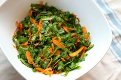 A great simple side dish for Memorial Day - Collard Slaw by Mr. Coatney (Paleo, Gluten-Free) #memorialday