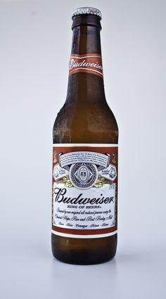 AMERICAN LAGER Budweiser