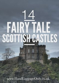 Traditional 14 Fairy Tale Castles You Must Visit In Scotland - Hand Luggage Only - Travel, Food & Home Blog, ,