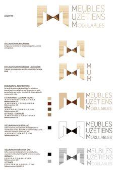 Création de charte graphique pour MUM (Meubles en bois massifs)   Com On Light, agence conseil en communication responsable