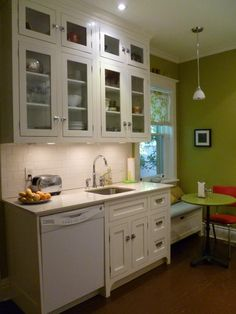 Ruth's Butler Pantry Kitchen in Toronto Small Cool Kitchens 2012 | The Kitchn