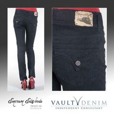 Emerson Edwards: Skinny Jeans in Denim and Colors sizes 14P-24P