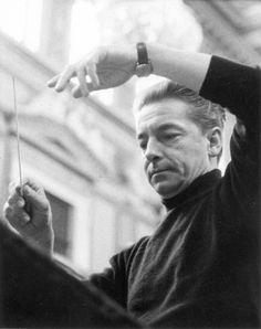 Herbert von Karajan / Salzburg 1961 / Elfriede Broneder