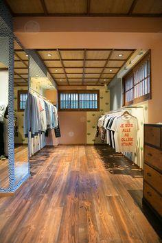 【画像 42/50】メゾン キツネの全てを集約 南青山の2店舗公開 | Fashionsnap.com