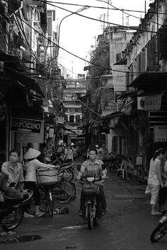 Vietnam Streetlife 2008
