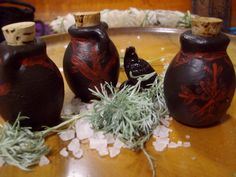 Traditional #Witch #Bottle for #Protection