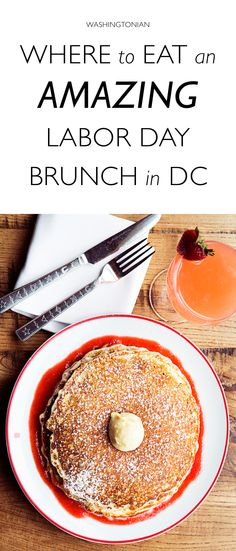 Start with a Friday feast, end with mimosas on Monday   Washingtonian