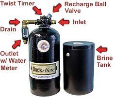 DM-1004 Water Softener