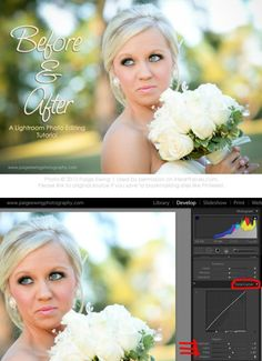 Lightroom Photo Editing Tutorial *Love the step-by-step instructions