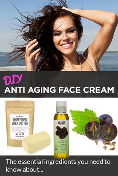 Wrinkle Fighting Moisturizer - 3 Essential Ingredients You Need  http://onebodyinsider.com/diy-anti-aging-face-cream/