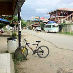 Main street Cahuita, Costa Rica... The memories! Wow! I want to go back so badly!