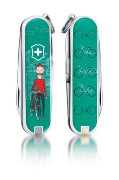 """0.6223.L1508 Classic Limited Edition, 58 mm, """"Ride your Bike"""""""
