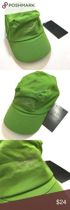 Arcteryx motus hat - ginko leaf - one size NWT Brand new Arcteryx ultralight packable hat. Phasic SL cap for moisture management and sun protection during high output activities on hot days. Color: Ginko Leaf. Size: One Size. Unisex hat. Retails for $39! Arc'teryx Accessories Hats