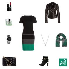 Evening Outfit: Green Rocks. Mehr zum Outfit unter: http://www.3compliments.de/outfit-2015-08-29-x#outfit2