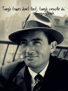 Greg xo: Dana Andrews believed that Gregory Peck got some roles that would otherwise have gone to Dana. Example: Twelve O'Clock High.