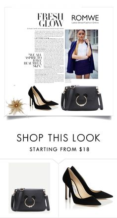 """""""ROMWE"""" by elmina-h ❤ liked on Polyvore"""
