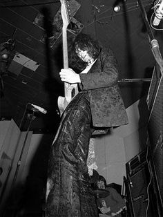 Jimmy Page, January 2, 1969* Whisky a Go Go, Los Angeles.