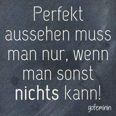 #quote #zitat #spruch #lustig #sprüche Mehr coole Sprüche gibt's bei gofeminin.de! (Cool Quotes)