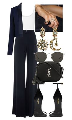 Designer Clothes, Shoes & Bags for Women Teen Fashion Outfits, Mode Outfits, Look Fashion, Cute Casual Outfits, Stylish Outfits, Looks Kate Middleton, Mode Ulzzang, Look Blazer, Polyvore Outfits