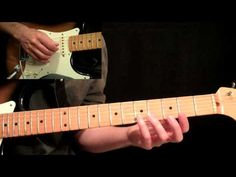 Sultans Of Swing Guitar Lesson Pt.1 - Dire Straits - Intro & Verse One - YouTube