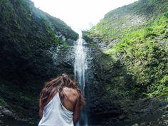 HANA ASANO - NaPali Coast, Kauai.