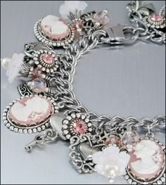 I LOVE these charm bracelets.  I have a Wicked Witch of the West one.  Guess what I'm wearing to see WICKED?
