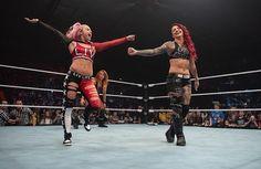 All Wwe Divas, Wwe Female Wrestlers, Sasha Bank, Wwe Womens, Champs, Squad, Sports, Monday Night, Soho