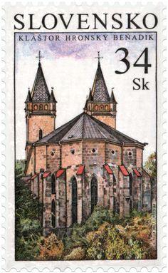 Eslovaquia 2007 - Monasterio Beňadik Hronský