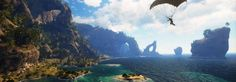 Just Cause 3 videogame per PS4 e Xbox One: grafica da paradiso tropicale