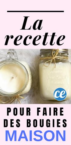 Christmas Gift Ideas 2019 : The Home Recipe For Making Natural Scented Candles. Discover DIY to make homemade candles. Ideal for Christmas decoration or Homemade Candles, Diy Candles, Scented Candles, Christmas Hacks, Etsy Christmas, Diy Cadeau Noel, Food To Make, Personalized Gifts, Christmas Decorations