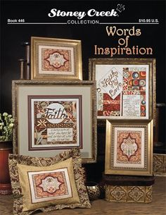 Thought these intricate patterns with focused words would make a nice artsy piece to put up on a wall.