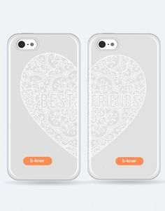 pack-funda-movil-amistad-best-friends Smartphone, Best Friends, Packing, Phone Cases, Mobile Cases, Beat Friends, Bag Packaging, Bestfriends, Bffs