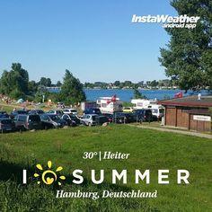 Einfach herrlich... #sommer #summer #summer2016 #sonnenschein #heat #hamburg #hamburgmeineperle #hamburgcity #igershamburg #sunshine #oortkatenersee